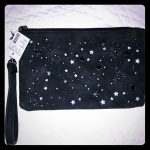 Maurices starry wristlet NWT